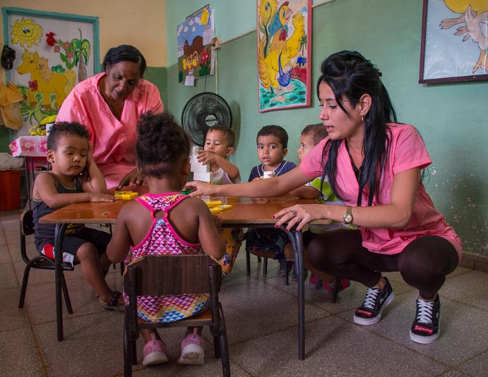 Graduará Camagüey nuevas auxiliares pedagógicas para círculos infantiles