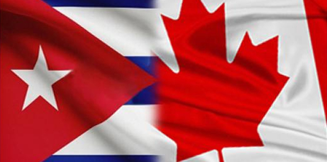 Chancellors of Cuba and Canada will speak