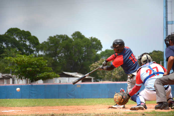 Camagüey visita a Ciego de Ávila en torneo cubano de Béisbol sub-23