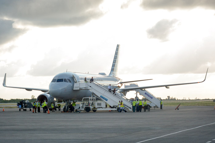 Fewer flights to Camaguey airport due to US measures against Cuba
