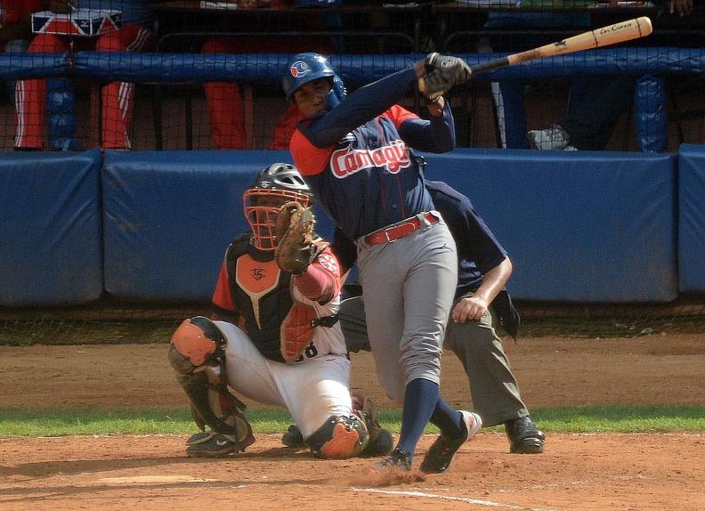 Los Toros en la cima del béisbol cubano y se extiende