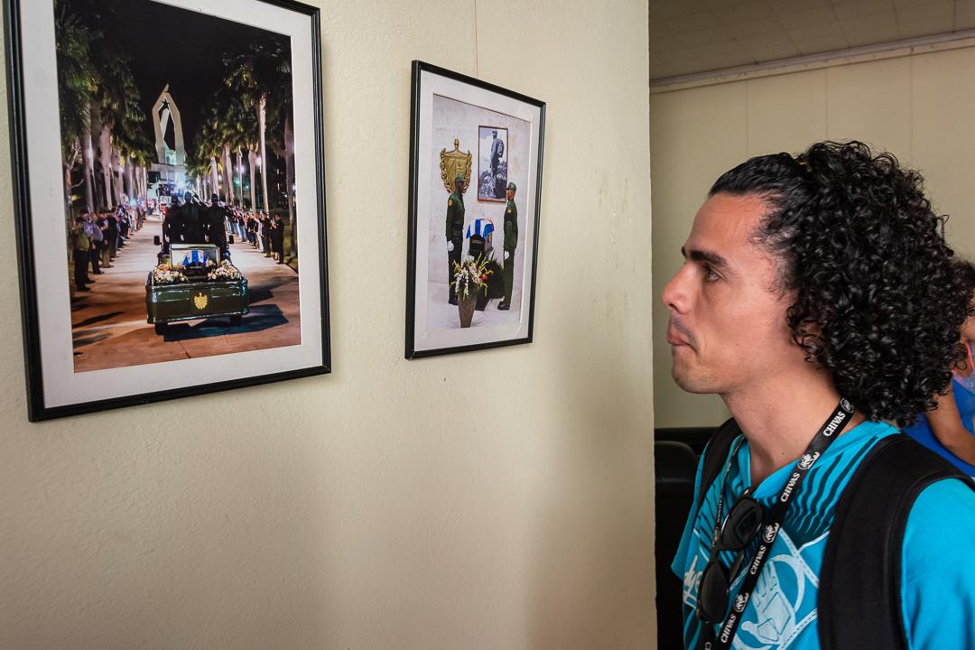 En Camagüey, más homenajes a Fidel desde la Cultura