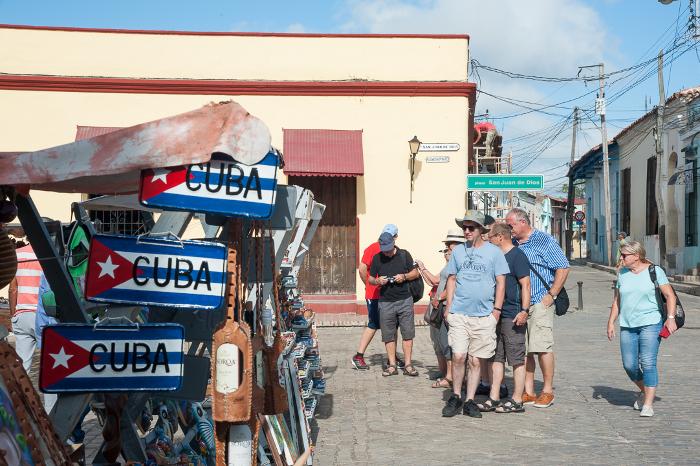 Cuba: Tourism vs. Blockade