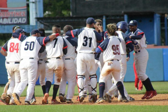 Los Toros de Camagüey en la cima del Béisbol cubano