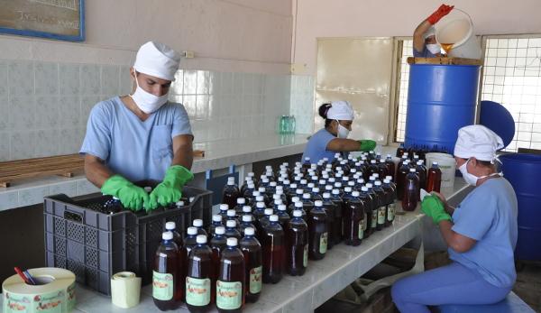 Minindustrias camagüeyanas no se detienen a pesar de la Covid-19