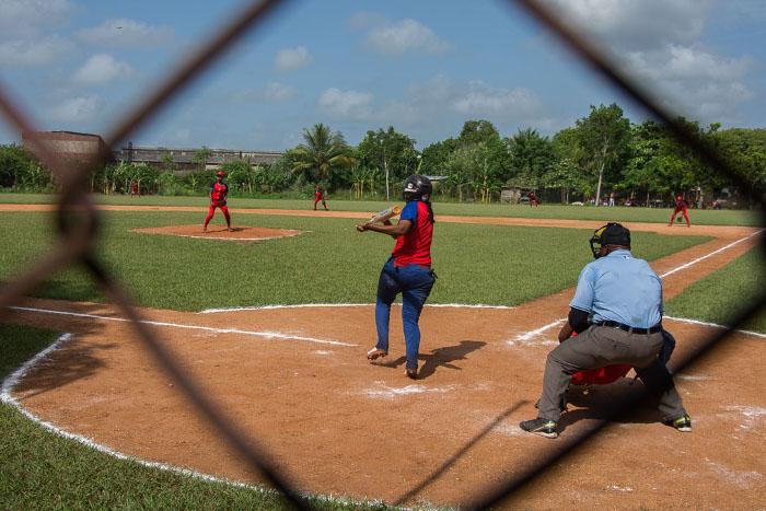 Camagüeyanas estarán en la final del Campeonato cubano de Béisbol (f)