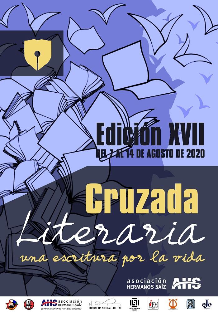 Camagüey vivirá una nueva Cruzada Literaria