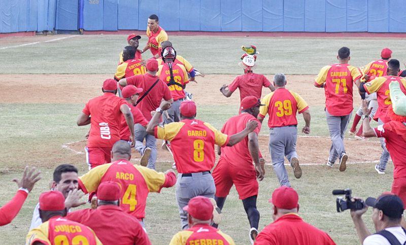 Matanzas se lleva la corona de la 59ª Serie Nacional de Béisbol