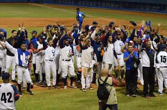 Camagüey barre a Industriales y va por el campeonato cubano de Béisbol (+ Fotos)