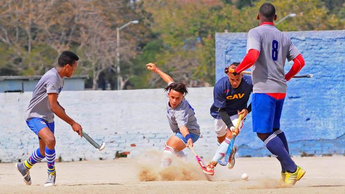Camagüeyanos y avileños empatan en Torneo cubano de Hockey sobre césped (m)