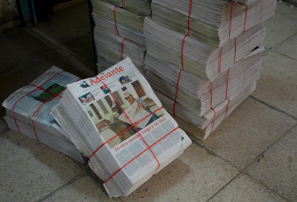 Modifican tarifas de distribución para la prensa y otras publicaciones