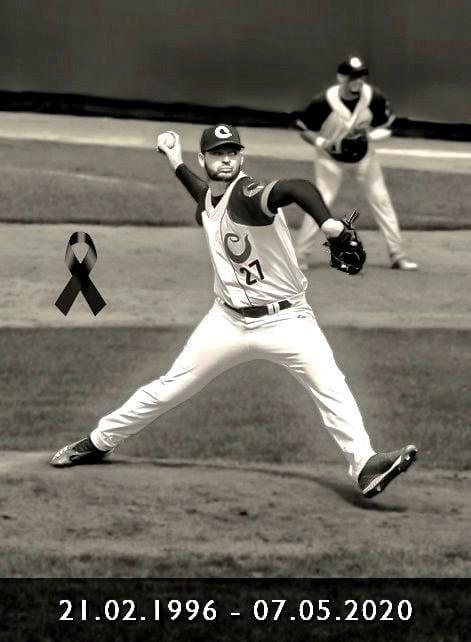 Lamentable noticia para el Béisbol camagüeyano: falleció el joven lanzador Erislery Basulto (+ Posts)