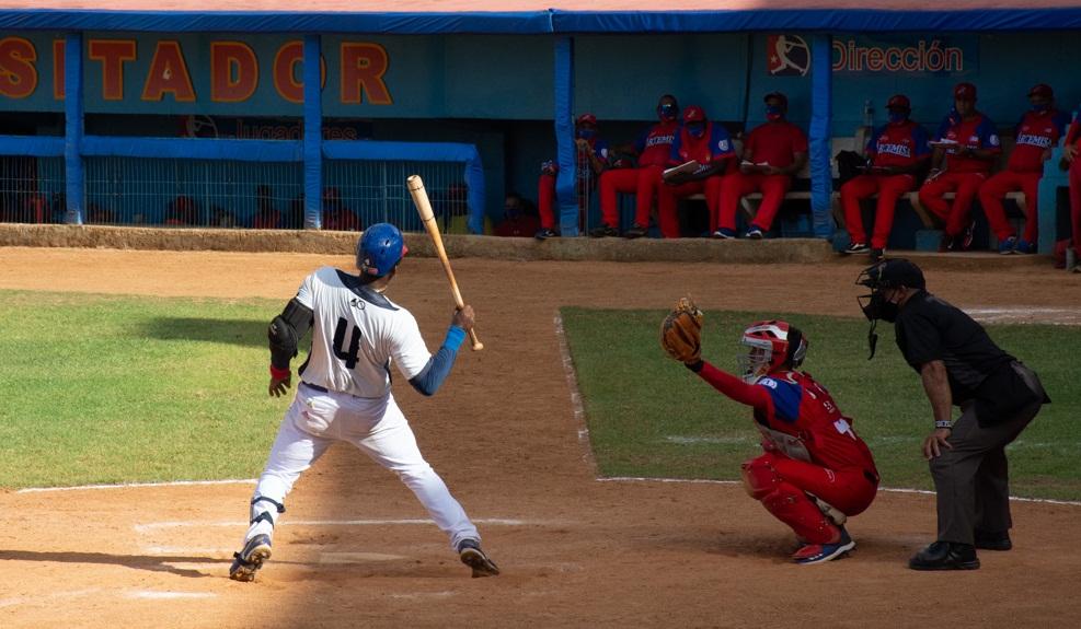 Mayabeque superó a Camagüey en reanudación de la 60ª Serie Nacional de Béisbol