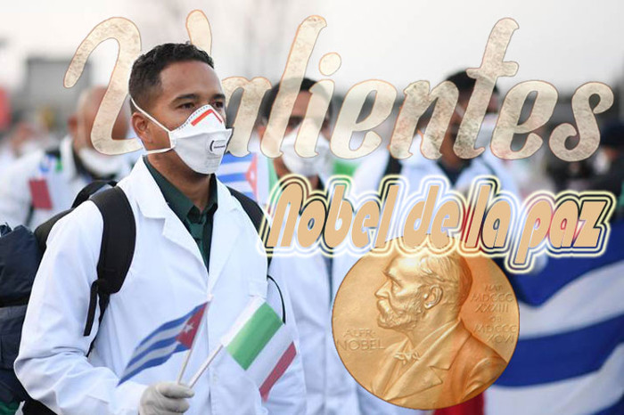 Miembro del Parlamento del Reino Unido nomina a médicos cubanos al Premio Nobel