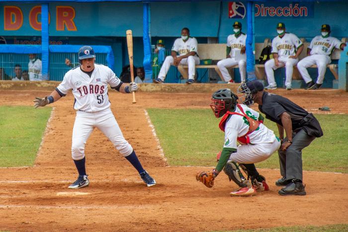 Aventajó Pinar del Río a Camagüey en la 60ª Serie Nacional de Béisbol