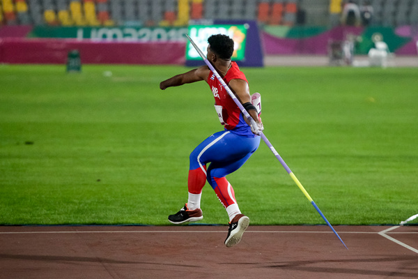 Paralympics in Tokyo present localathlete Guillermo Varona as a potential winner