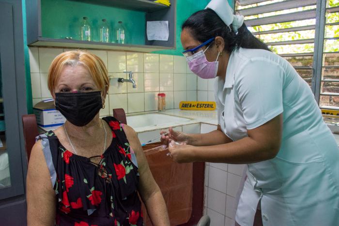 Le vaccin Abdala atteint quatre municipalités de Camagüey