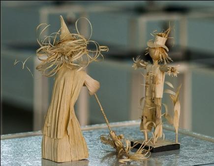 Hechizante exposición proponen los artesanos artistas camagüeyanos